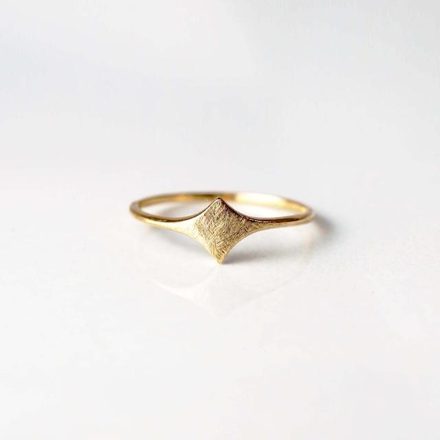Phalange ・Pinky Ring / The Starlight (R026-YG)