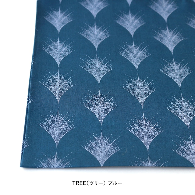 """Scandinavian Handkerchief """"TREE""""【ANGERS Original】"""