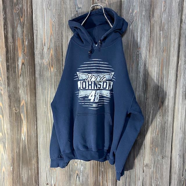 [used]JOHNSON 48 street hoodie