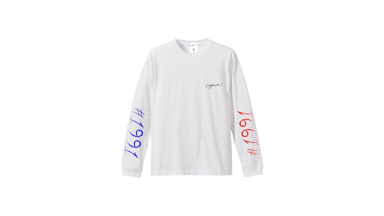 1991 biglogo longTshirt (WH)
