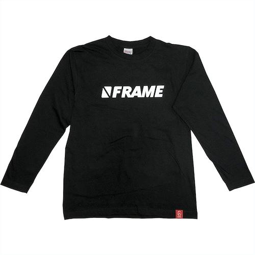 FRAME 黒 (長袖)