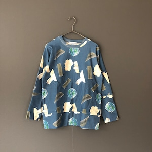 "Last one XL!rkakama SPD L/S   Sweatshirt"" (unchenged) XL  AKT00038-20aw"