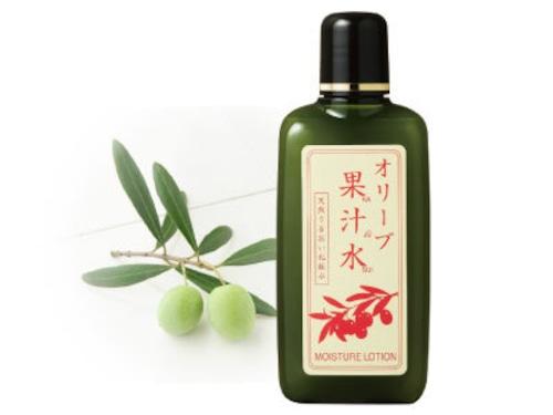日本オリーブ オリーブマノン グリーンローション オリーブ果汁水 180ml