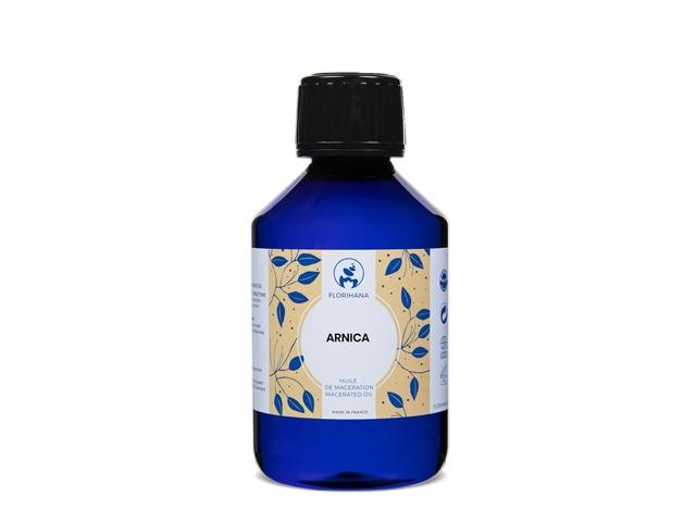 【Florihana】アルニカオーガニック 100ml(植物油<マセレーションオイル>)