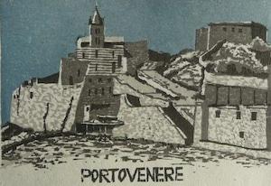 Portovenere1・ハガキ