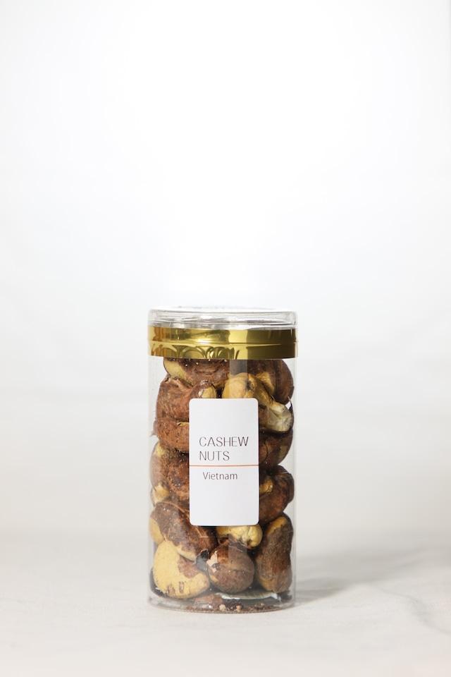 カシューナッツ(ロースト塩味渋皮付き)