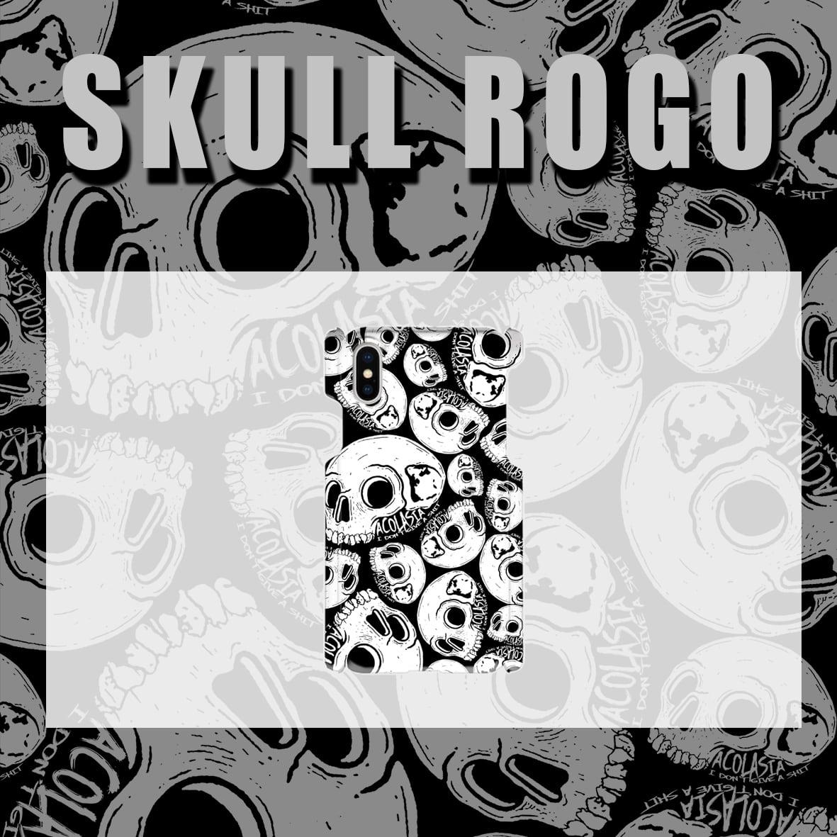 skull rogo case コートタイプ (ツヤあり)