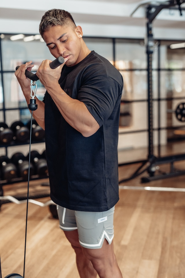 XENO OVERSIZED LOGO T-shirt Black Black