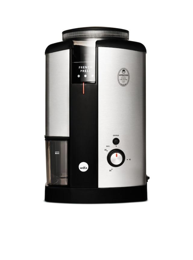 Wilfa Svart Nymalt ウィルファ スヴァート ニマルト コーヒーグラインダー 家庭用電動ミル