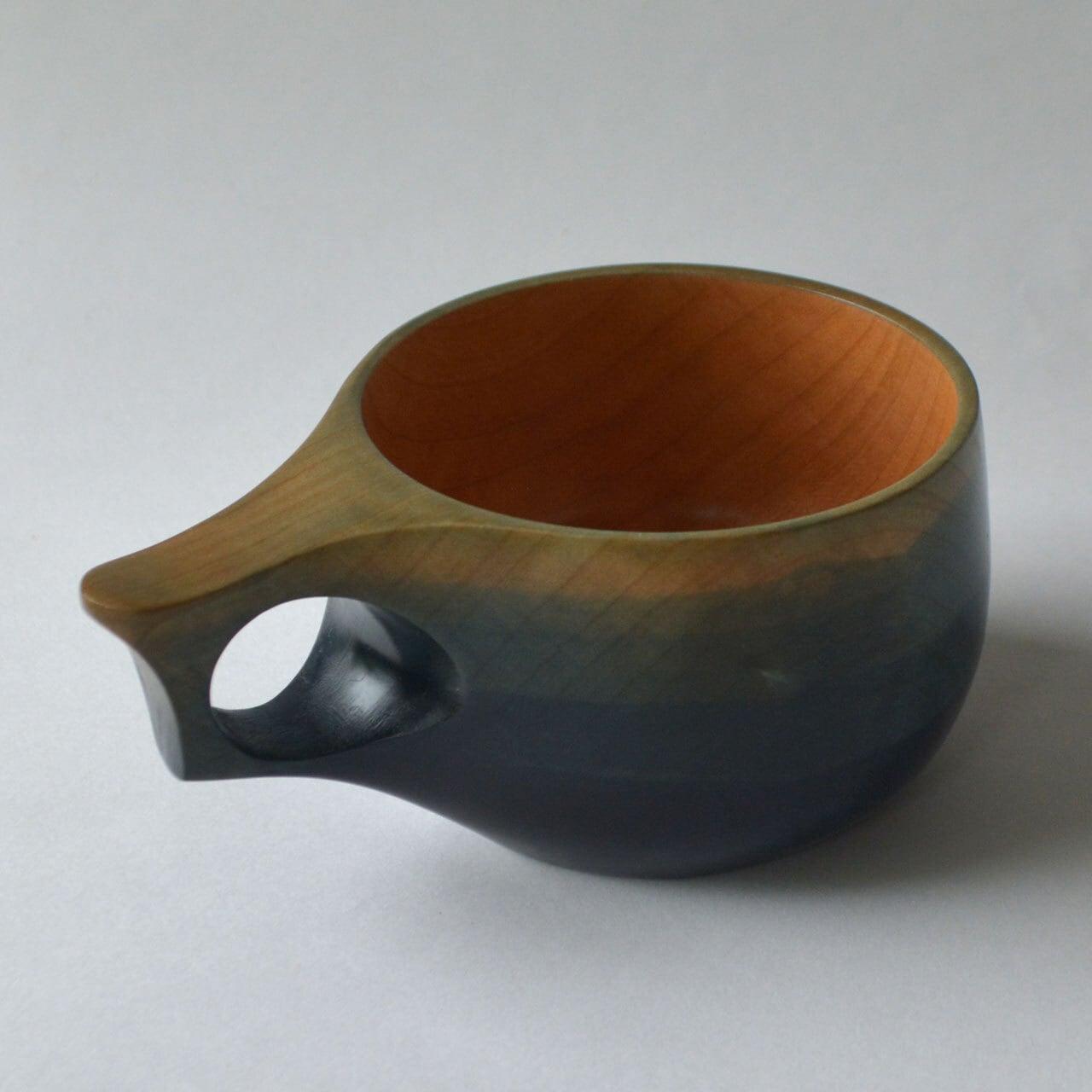栃 藍染 TOCHI Indigo Dyed CUP -  TA06