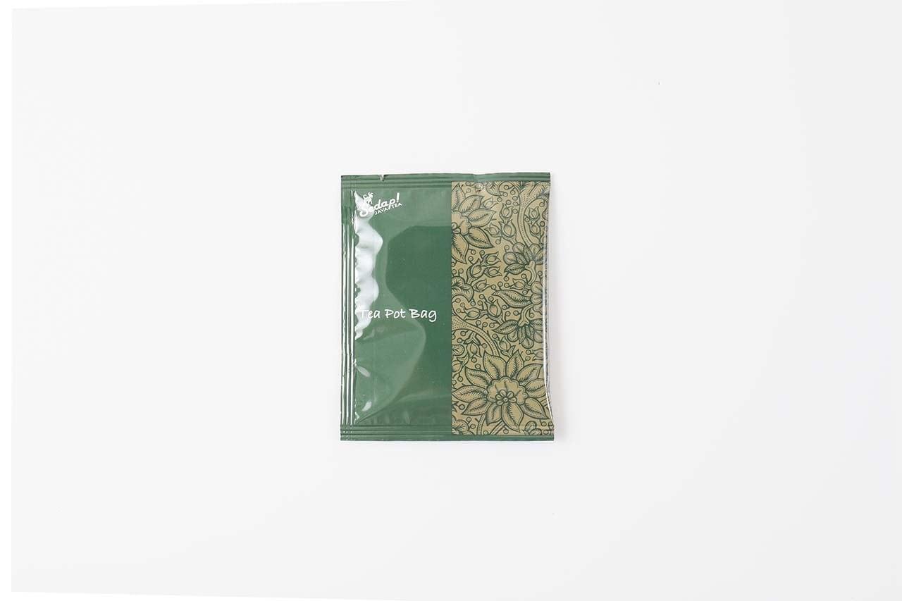 ティーポットバッグ1リットル用(5g×1P入り)1袋