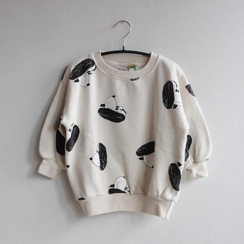《BOBO CHOSES 2021AW》 Doggie sweatshirt / 2-9Y