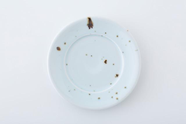 リム皿:7寸(03) / 人見 和樹