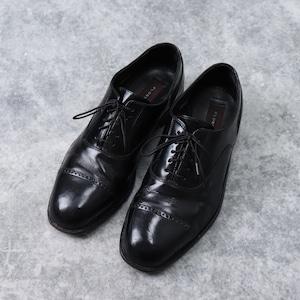 """"""" FLOSHEIM """" フローシャイム 革靴 9 D 古着 A476"""