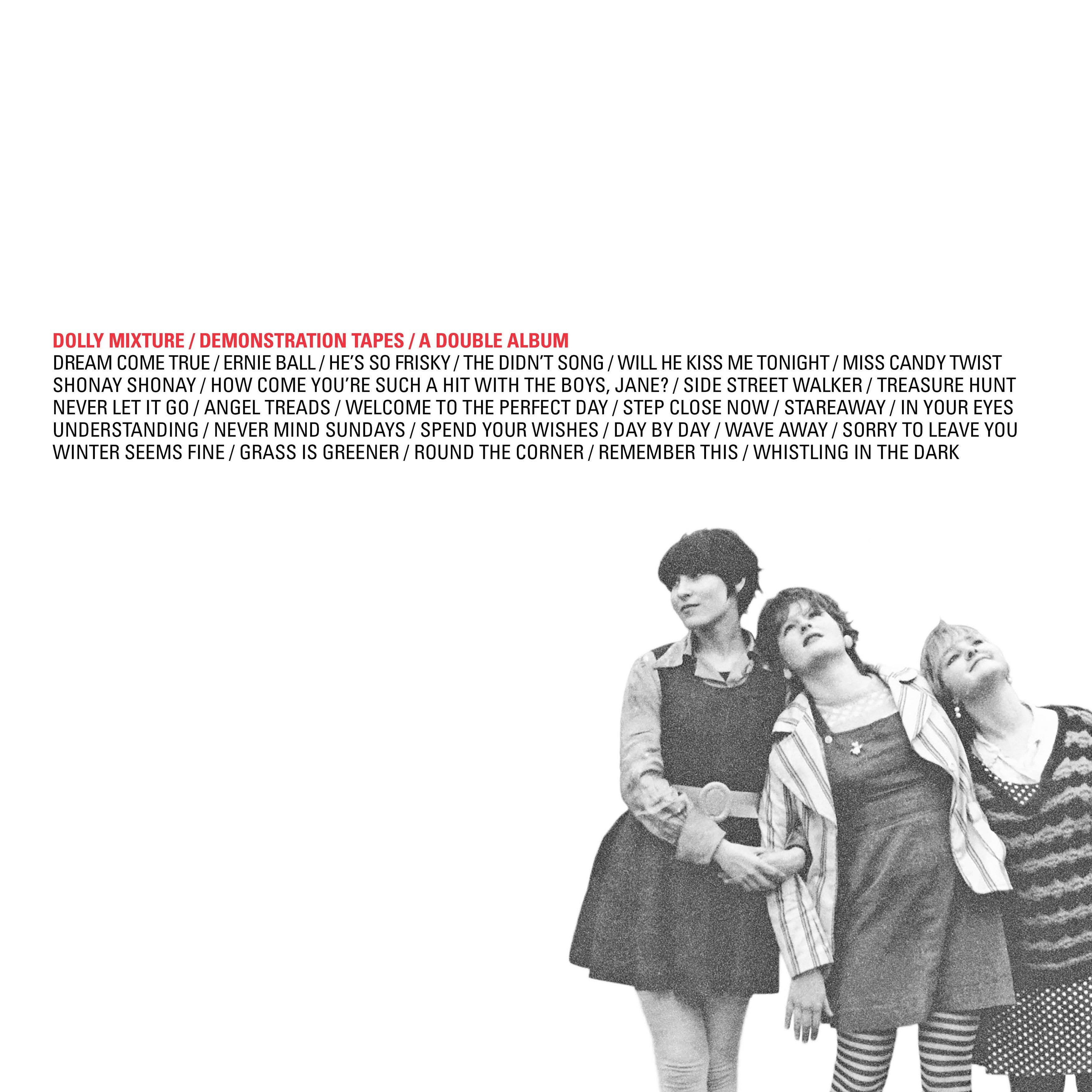 DOLLY MIXTURE - DEMONSTRATION TAPES (2LP)