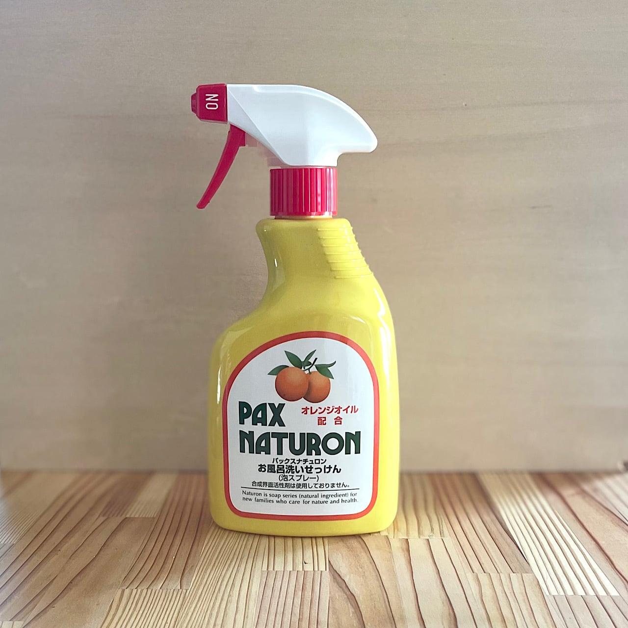 お風呂洗い石鹸 ボトル