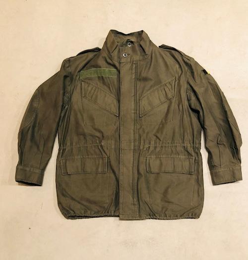 Belgian Military Jacket