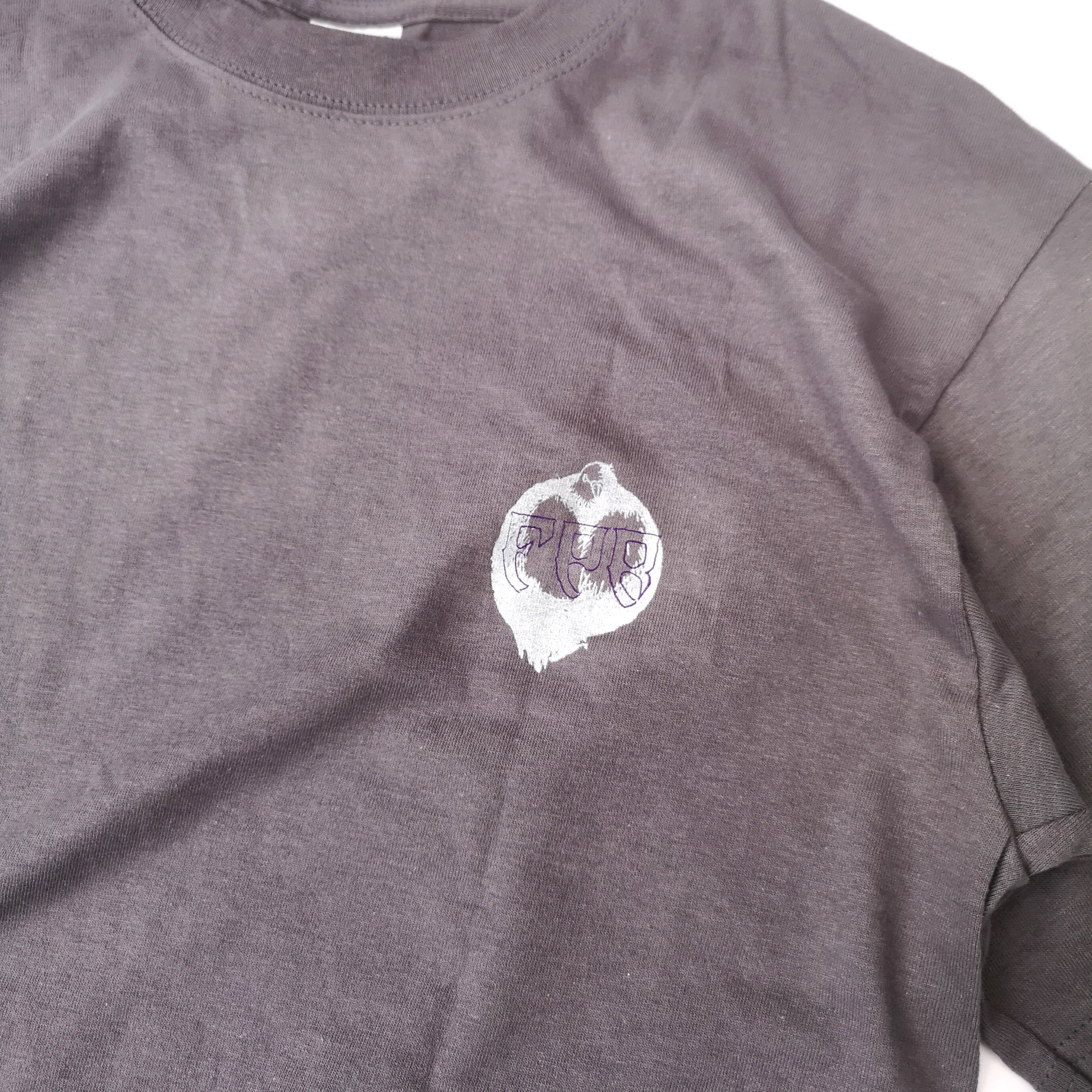 FAT PIGEON RECORDS TEE 2nd.
