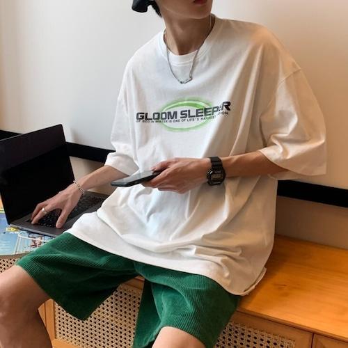 ストリートロゴTシャツ BL8871