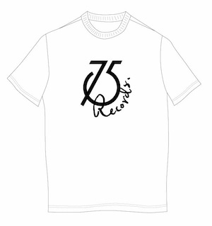 75Records T シャツ