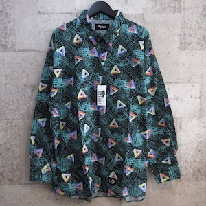 MASSES 20SS SPACE TRIANGLE SHIRT