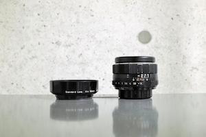PENTAX Super-Takumar 50mm F1.4