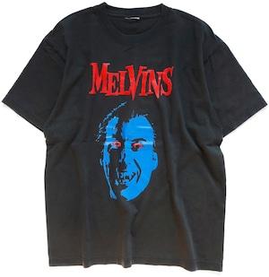 90年代 00年代 メルヴィンズ バンド Tシャツ | クリストファー・リー ドラキュラ MELVINS 映画 ホラー ヴィンテージ 古着