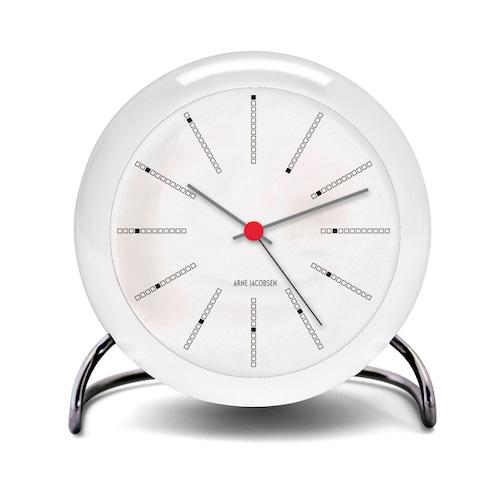 Arne Jacobsen(アルネ ヤコブセン) Bankers Table Clock(バンカーズテーブルクロック)