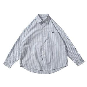 ストライプレギュラーカラーシャツ |レギュラーカラー ストライプ シャツ トレンド