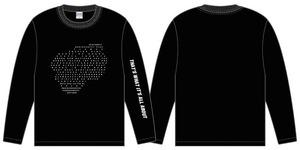 5周年記念ロングTシャツ