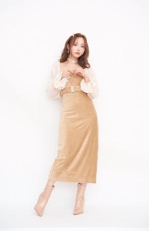 Velvet Muse Dress