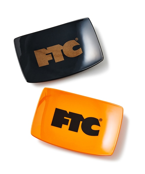 FTC / ROLLING TRAY -ORANGE / BLACK-