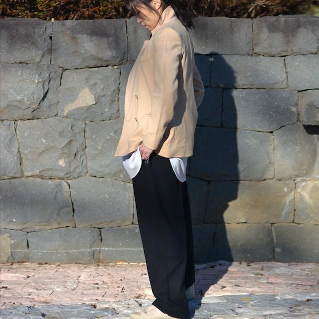 【MADE IN FRANCE】JEAN CLAUDE ダブルブレストジャケット