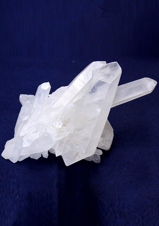 水晶クラスター(991g)No.018