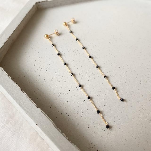 Black spinel chain