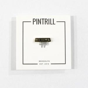 【PINTRILL】JUST BLEW IT Pin