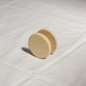 Wooden Code Reel Circle