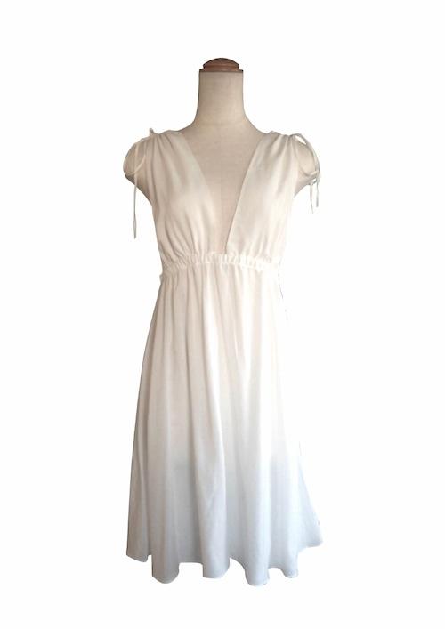 Negliger Night wear Virgin White ネグリジェナイトウェア ヴァージンホワイト