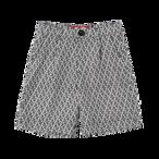 K'rooklyn Exclusive Kids Short Pants -Black & White- (110cm)