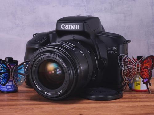 Canon EOS 750QD ズームレンズセット