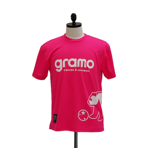 gramo プラクティスシャツ(P-026)