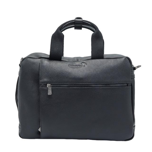 【マルケッティ】ビジネスバッグ イタリア製 本革 3WAY ブリーフ&リュック 0224