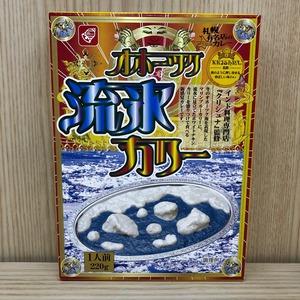 オホーツク流氷カリー【1人前×2箱】