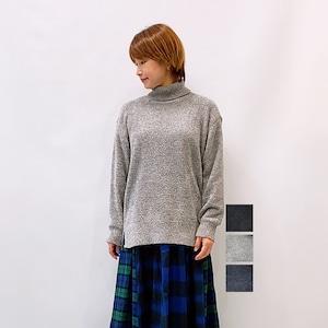 Seagreen(シーグリーン) MOCO room wear タートルネックプルオーバー2021秋冬新作