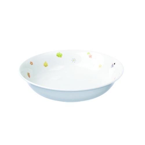 強化磁器 17cm 深皿 ぷちやさい【1015-1230】
