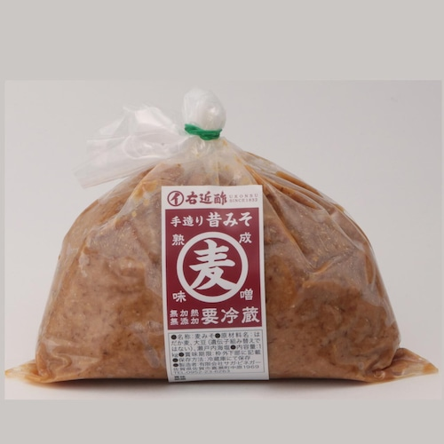 1Kg麦味噌