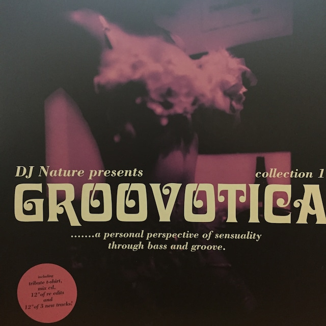 DJ NATURE PRESENTS GROOVOTICA - COLLECTION 1
