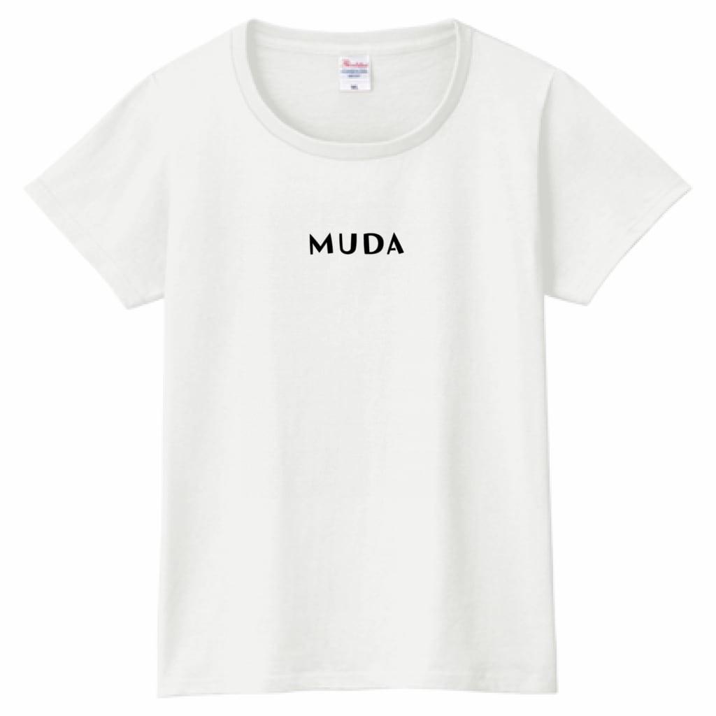 とうふめんたるずTシャツ(MUDA・レディース)