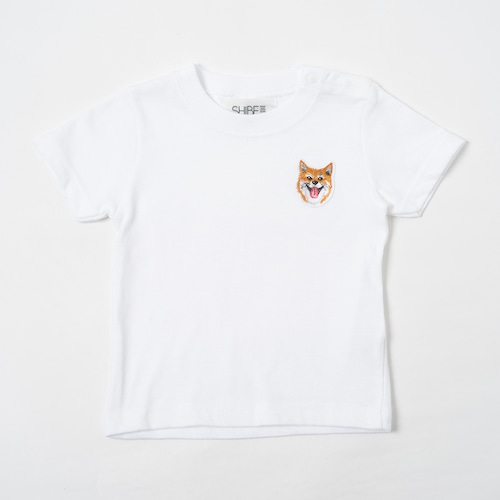 TEE SHIRT SMILE PATCH for BABY