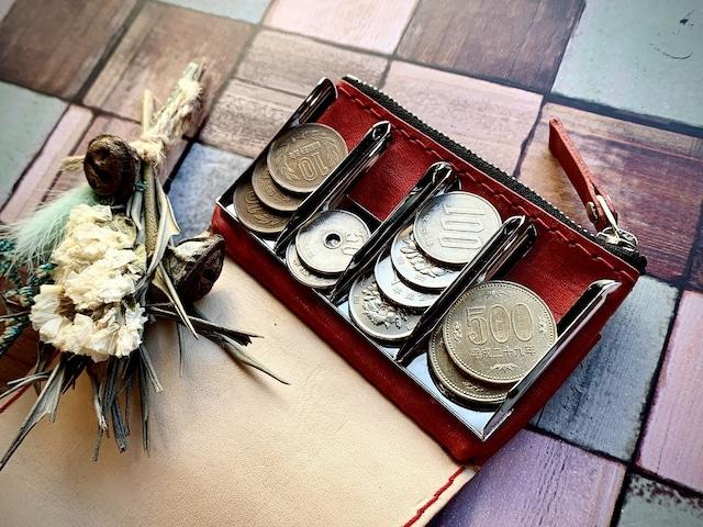 コインキャッチャー付小財布【TENKYU】